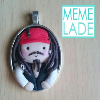 Jack Sparrow Necklace by Memelade