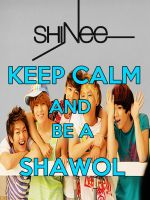 SHINee World Poster by Xinahs