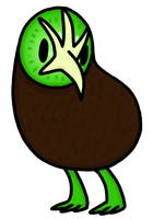 Kiwi Birds by MelodyoftheNightFury