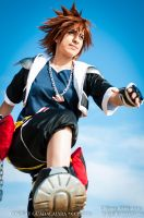 Sora - kingdom heart by Ryogak