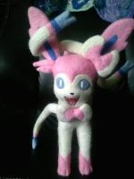 Sylveon Redone by CreationsbyFrost