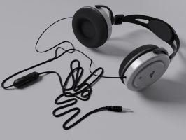Philips Headphones by MatzeFatzle