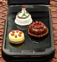 Miniature Cakes by MayEbony