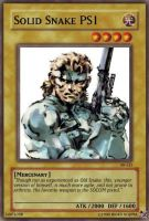 Solid Snake PS1 Fake Card by Pokemon-TF-Fan