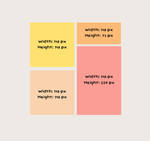Four Square Template (Pt. I) by journey-goddess