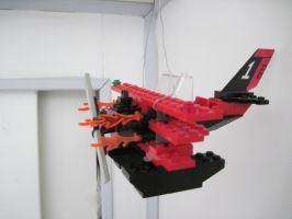 Lego Talespin CT-37 Tri-plane2 by Deorse