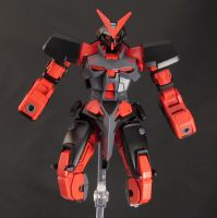 WIP Red Frame by AlmightyElemento