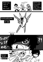 DeSu2 Fan Comic 4 by ShizimaDaichi