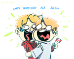 NA BROTAHS' BIRTHDAY by NSYee36