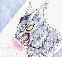 Goretober 2015 #2: multiple eyes/limbs by Stitched-Raven