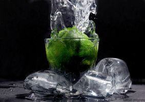 Lime Splash by Syakster