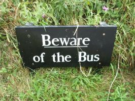 Beware of the bus... by andyk1
