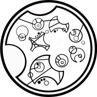 Gallifreyan: Show me the Stars by WSmack
