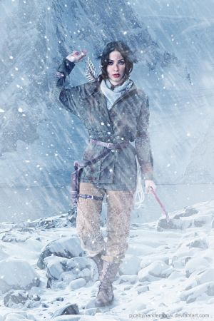 Rise of the Tomb Raider Cosplay - Lara Croft by PicsbyNandemonai