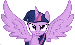 vexel: Look at my awesome princessness by Iies
