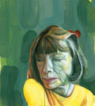 Joan Didion by slaumann