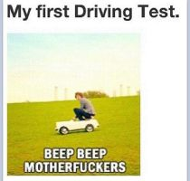 Beep beep by DirectionForLyfe