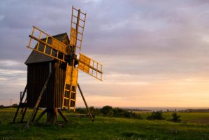 windmill by sjogren