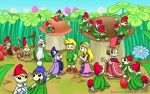 The Minish Festival by Goldy--Gry