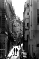 Untitled Paris by theSteele