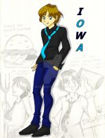 APH - Iowa Design by Maru-sha
