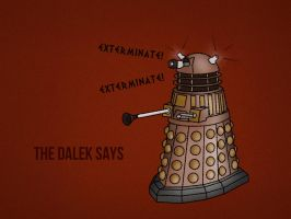 The Dalek by bealor