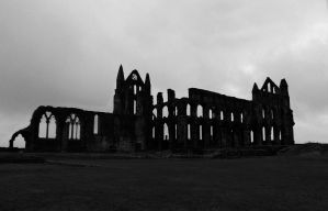 whitby abbey 3 by krazykel