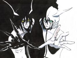 Ulquiorra by umacdonald