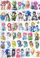 Felt pen doodles 81 by General-RADIX
