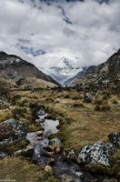 On the way to Pastoruri Glacier by JBord