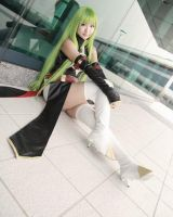 Code Geass: CC by oichiHime