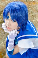 Sailor Mercury II - Awaits by YukiChristy