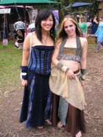 Gypsy and Lady Costumes by RogueCostuming