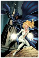 Cloak and Dagger by maehao