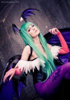 Darkstalkers - Succubus by The-Kirana
