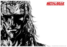 - Liquid :: Metal Gear Solid - by Choroshi