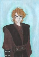 Anakin Skywalker by ValeSky