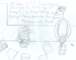 January OTP Challenge: Day 21 by DeviantGirl2014