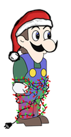 Weegee failed at decoration by wickedwotwes