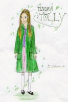Emma Tolly by You-stupid-boy