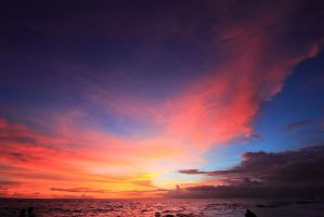 Sunset sky 2 by ady-stock