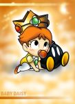 Baby Daisy - In the sky by Redztheartist