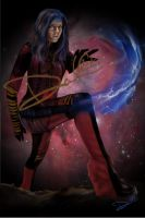 Illyria the God King Painting (Poster Print) by Cordy5by5