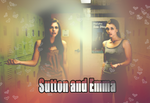 The Lying Game - Sutton and Emma by EditionsCarla
