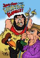 STC - Giant Haystack Rumble! by Granitoons