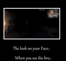 Demotival Pewdie: The look on your Face,- by AnimeGurl1012