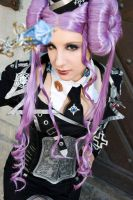 Trinity Blood-Helga by Franky-chan