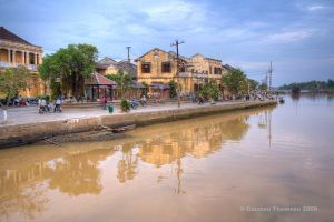 Hoi An in Vietnam by CathexisDk
