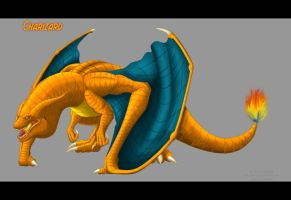 I choose you, Charizard by Essence-Of-Rapture