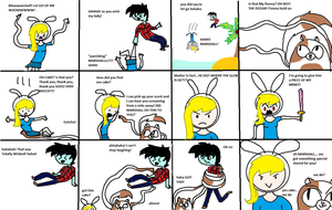Adventures with Marshall lee prt 4 by PolitosBurritos